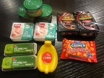 Coles Little Shop Mini Collectibles Cheap Limited Time Only Kids New
