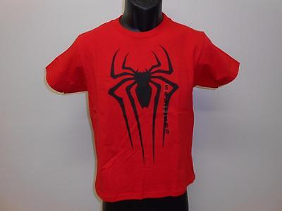 NEW The Amazing Spiderman Youth Sizes S-M-L Marvel Shirt 8-10//12-14//16