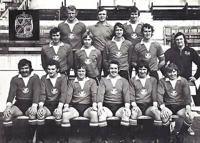 Swindon Town Football Team Photo>1972-73 Season