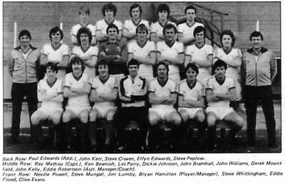 Tranmere Rovers Football Team Photo>1980-81 Season
