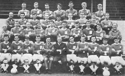 Swindon Town Football Team Photo>1965-66 Season