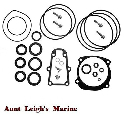 Gearcase Lower Unit Seal Kit Johnson Evinrude 85 - 300 HP 18-2623 439141 5000411