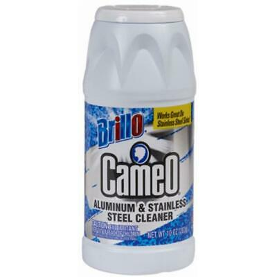 Armaly Brands 210923 10 oz Cameo Aluminum & Stainless Steel Cleaner