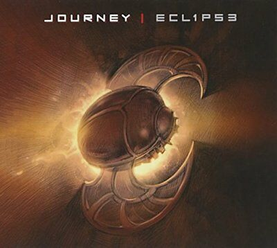 Journey - Eclipse - Journey CD HSVG The Fast Free Shipping