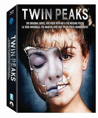 Twin Peaks: The Original Series, Fire Walk With Me & Missing Pieces [Blu-ray]