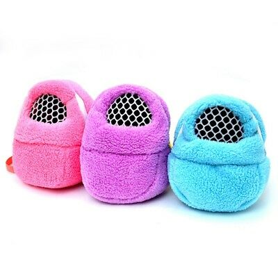 Outdoor Small Pets Carrier Portable Hedgehog Guinea Pigs Nest Holder Pouch 1PC