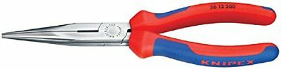 26 17 200 – needle nose pliers with cutting edge, VDE tested