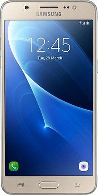 ** Samsung Galaxy J5 (2016) in Gold Handy *** Attrappe  DUMMY