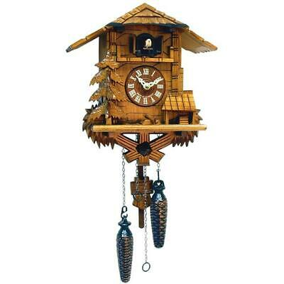 Alexander Taron 437QM Engstler Battery-operated Cuckoo Clock - Full Size