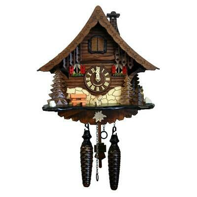 Alexander Taron 471QM Engstler Battery-operated Cuckoo Clock - Full Size
