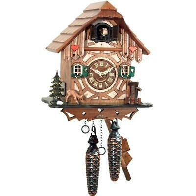 Alexander Taron 413QM Engstler Battery-operated Cuckoo Clock - Full Size