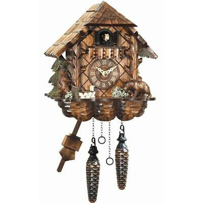 Alexander Taron 404QM Engstler Battery-operated Cuckoo Clock - Full Size