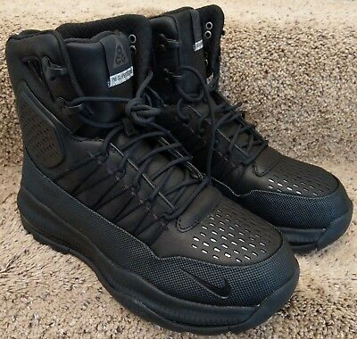 a321ba374bdff Nike Zoom Superdome ACG Boots Shoes Air Max Triple Black 3M 654886-040 Size  9