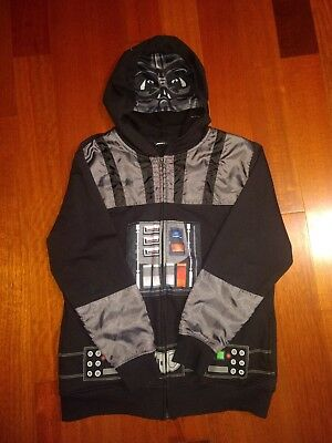 Boy size XL 14/16 Darth Vader star wars hoodie sweatshirt