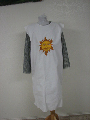 Monty Python Holy Grail Inspired King Arthur Medieval Surcoat Tabard Tunic NEW