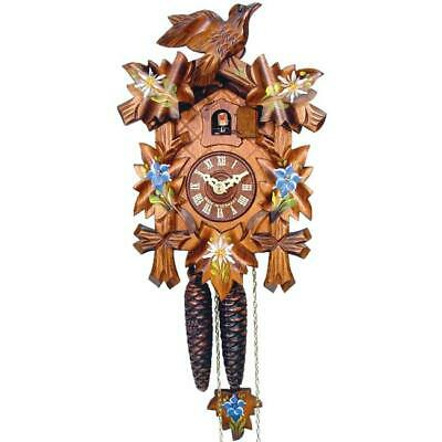 Alexander Taron 522-9 Engstler Weight-driven Cuckoo Clock - Full Size