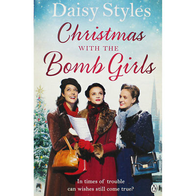 Christmas with the Bomb Girls by Daisy Styles (Paperback), New Arrivals, New