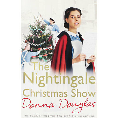 The Nightingale Christmas Show by Donna Douglas (Paperback), Fiction Books, New