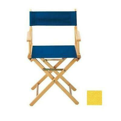 Yu Shan CO USA Ltd 021-34 Director chair replacement cover kit  Gold