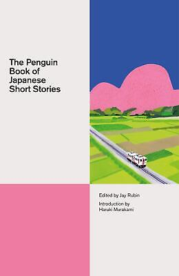 The Penguin Book of Japanese Short Stories by Jay Rubin (English) Hardcover Book