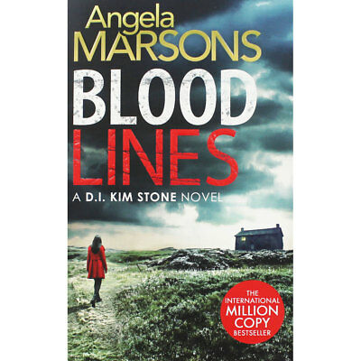 Blood Lines by Angela Marsons (Paperback), New Arrivals, Brand New