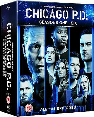 CHICAGO P.D. 5 (2017-2018) Chicago PD Crime Drama TV Season Series R2 DVD not US