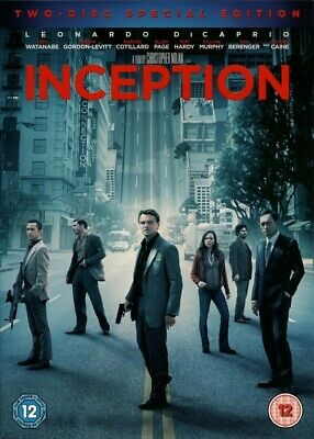 [DVD] Inception (two-disc Special Edition)