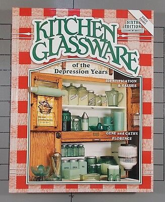 Kitchen Glassware of the Depression Years: Identification and  Values