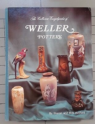The Collector's Encyclopedia of Weller Pottery