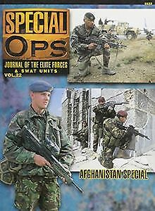 5522: Special Ops: Journal of the Elite Forces and ... | Buch | Zustand sehr gut