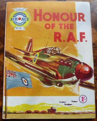Air Ace No.41 Honour of the RAF good condition see pics