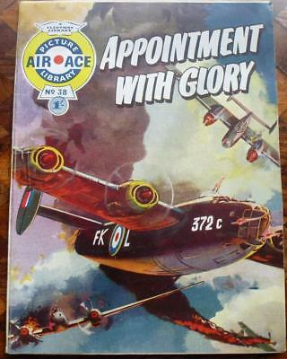 Air Ace No.38 Appointment with glory good condition see pics