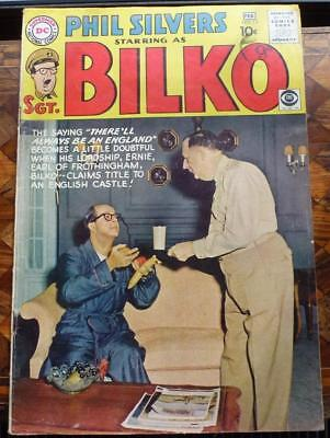 1960 Sgt.Bilko number 17 in good condition see pics
