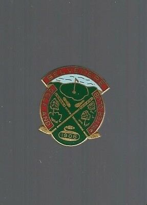 Vintage Belvedere Golf and Winter Club 1906 (P.E.I., Canada)  Curling Club pin