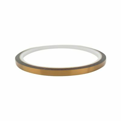 5mm 100ft Kapton Tape Adhesive High Temperature Heat Resistant Polyimide USA
