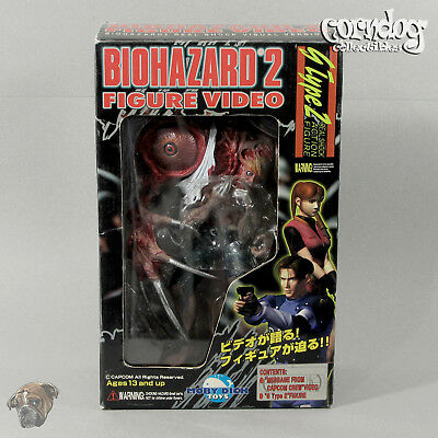 Resident Evil Moby Dick Biohazard William Birkin G2 Real Shock G-2 G Type 2