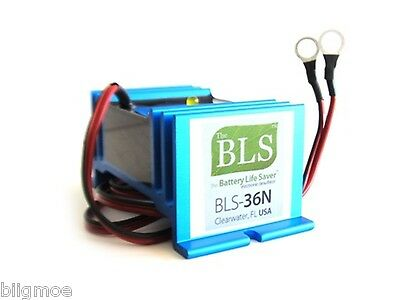 Battery Life Saver BLS-36N New 36V Golf Cart battery Life Extender EzGo Club Car