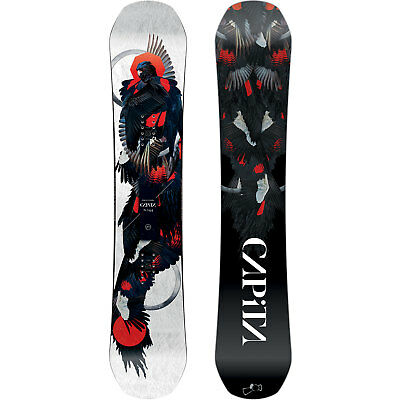 Capita Birds of a Feather Women's Snowboard Freestyle Freeride Boaf 2019 New