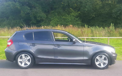 2005/55 BMW 116i SPORT 5DR 1 SERIES 116 METALLIC GREY NATIONAL DELIVERY ONLY 86K