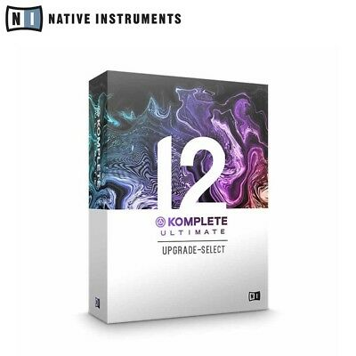 Native Instruments Komplete 12 Ultimate Upgrade from Komplete 12 Select
