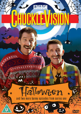 Chucklevision: Halloween DVD (2011) Chuckle Brothers