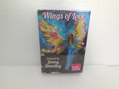 SOUL & SPIRIT ~ Wings Of Love ~Angel Oracle Tarot Cards ~ by Jenny Smedley