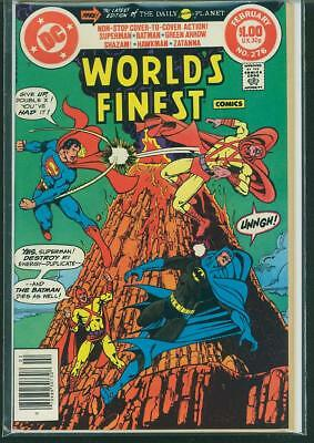 World's Finest Comics #276 and #277 (2 book lot)