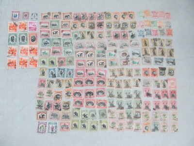 Nystamps British Malaya North Borneo old stamp collection !