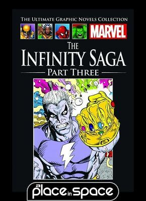 Marvel Graphic Novel Collection Vol 176 Infinity Saga Part 3 - Hardcover