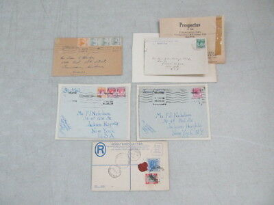 Nystamps British Malaya old stamp cover collection