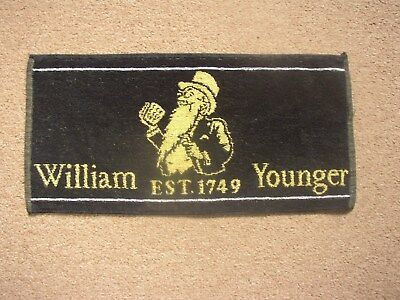 William Younger Bar Towel