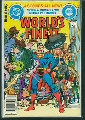 World's Finest Comics #279 and #280 (2 book lot)