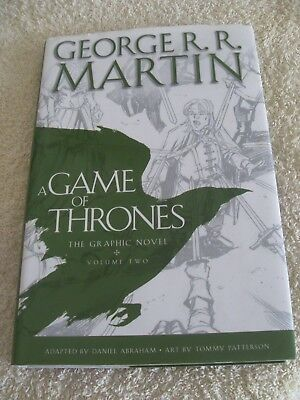 George R.r. Martin......a Game Of Thrones - The Graphic Novel Vol.2...h/b 2013