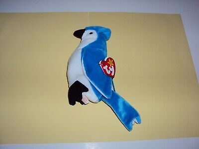 1998 Rocket Date of Birth March 7, 1997 - Ty Beanie Baby
